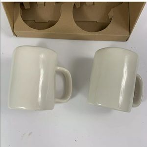 Rae Dunn Dining - Rae Dunn Military Mom & Dad set of mugs